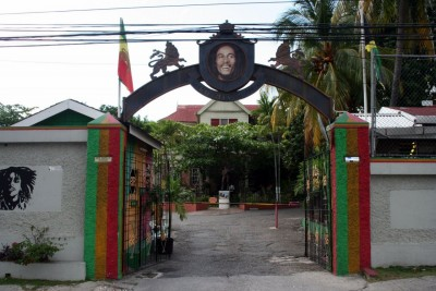 Bob Marley Museum, Kingston, Jamaica