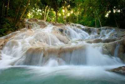 Dunn's River, Montego Bay, saint Jams, Jamaica