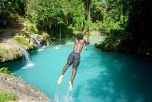 Blue Hole, Ocho Rios, Saint Ann, Jamaica