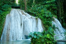 Dunn's River Falls, Montego Bay,Saint James,  Jamaica