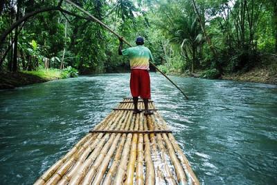 Martha Brae Rafting Village, Saint James, Jamaica